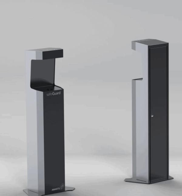 Awarts SAfeGuard Touchless Hand Sanitiser Dispenser