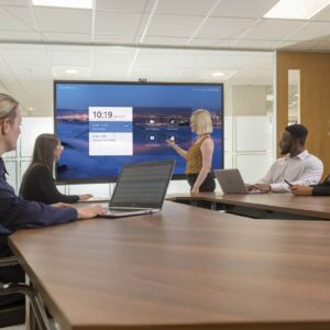 clevertouch zoom rooms bundle kit supplier london
