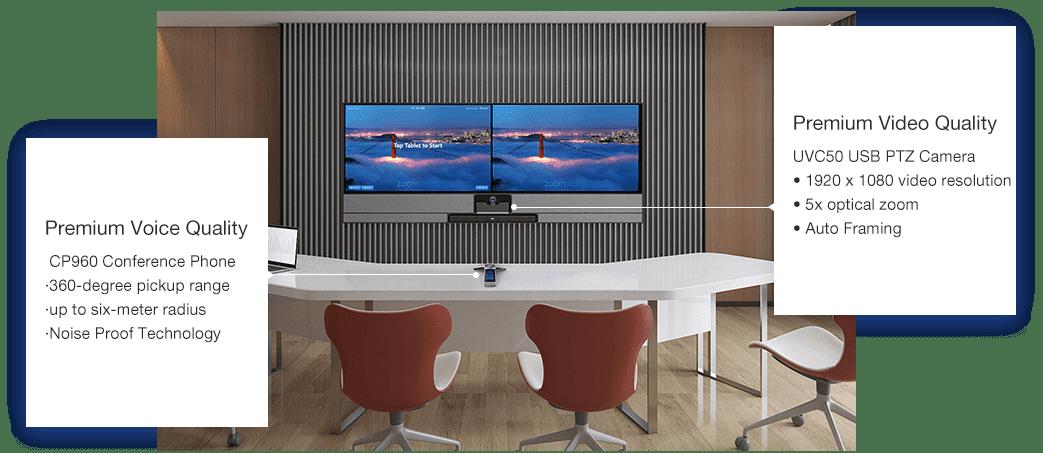 Yealink ZVC500 Zoom Rooms
