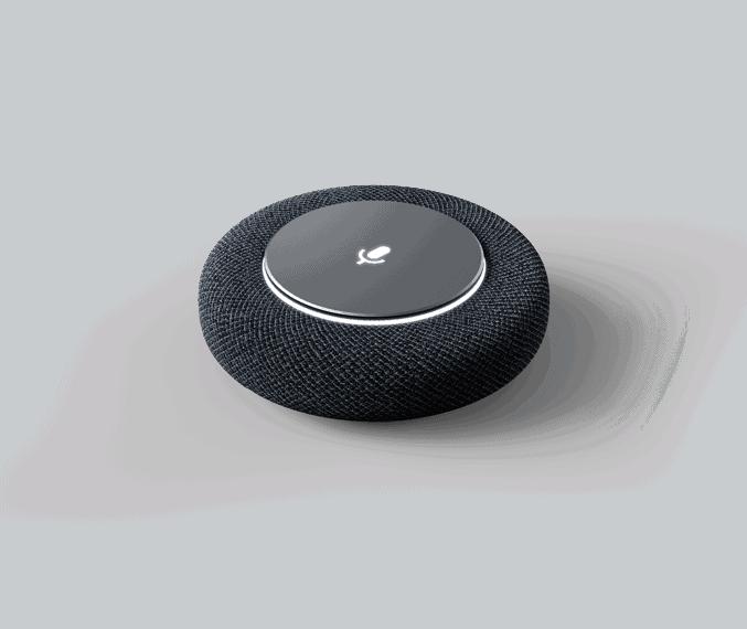 Google Meet Equipment Lenovo Series One Extra Mic Pod