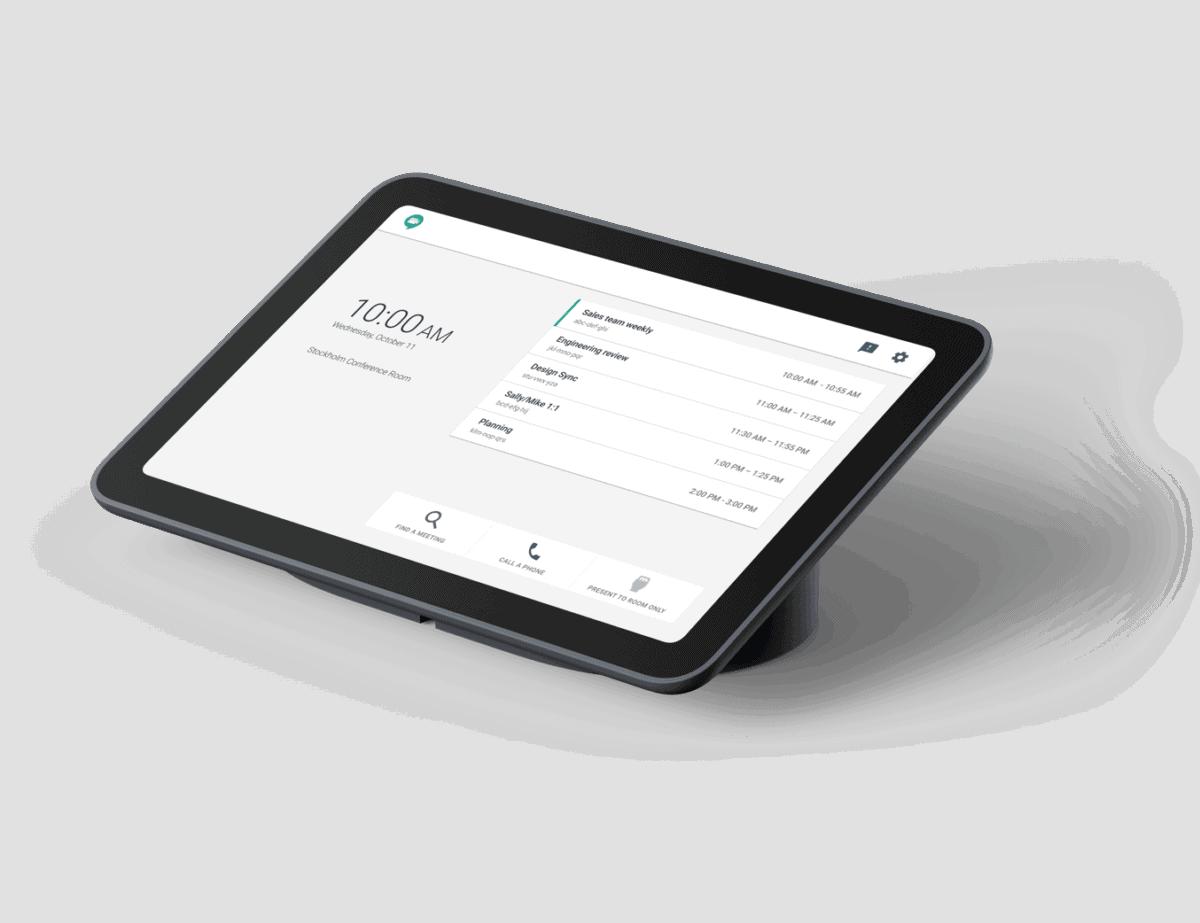 Google Meet Equipment Lenovo Series One Touch Controller