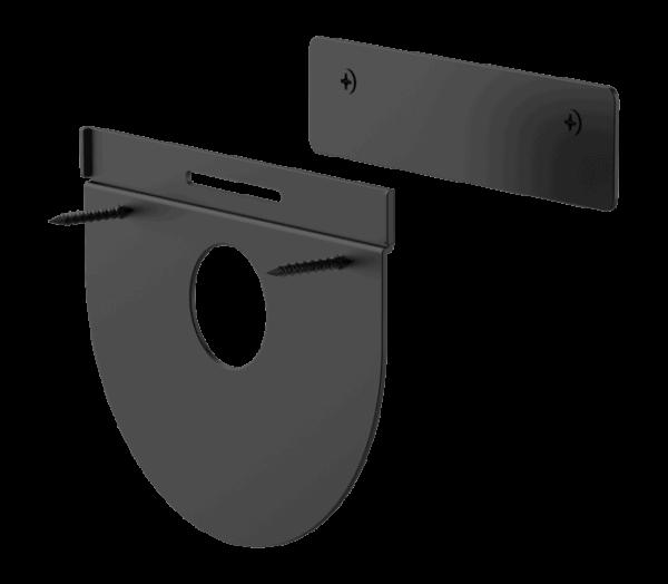 logitech tap wall mount