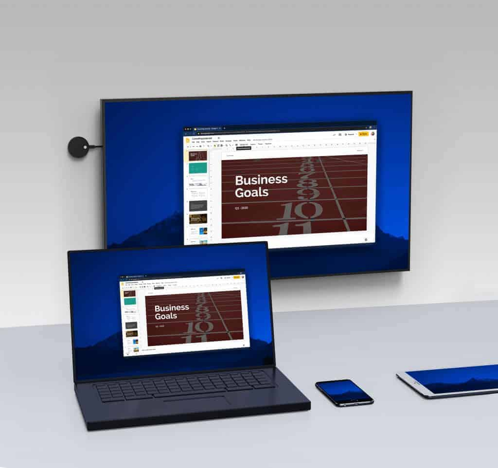 Airtame 2 Connect Your Way Multiple Devices