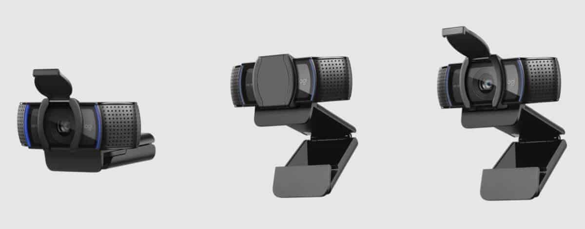 Logitech C920S 960-001252