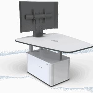 Height Adjustable Desk Alliance Collaboration Space